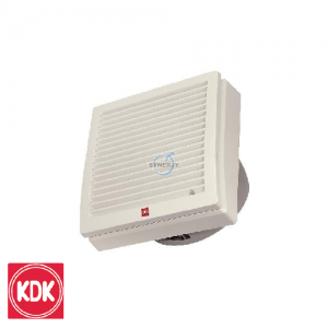 KDK Window Mount Ventilating Fan (Electric Shutter Type)
