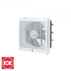 KDK Wall Mount Ventilating Fan (Electric Shutter Type)