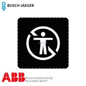 Busch-iceLight® Pictogram (Entry prohibited)