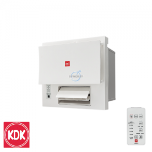 KDK Window Mount Thermo Ventilator (23BWAH)