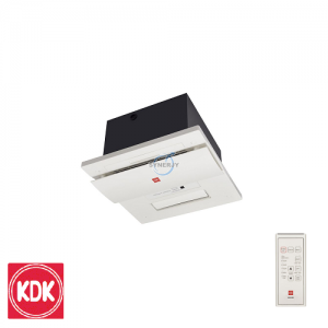 KDK Slim Type Ceiling Mount Thermo Ventilator (30BWAH)