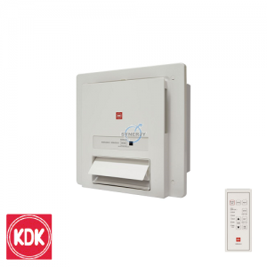KDK Window Mount Thermo Ventilator (30BWAH)