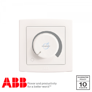 ABB Concept bs Dimmer White