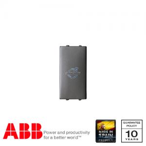 ABB Millenium 1 Gang Blank Plate