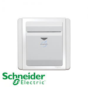 Schneider E3000 Key Card Switch White