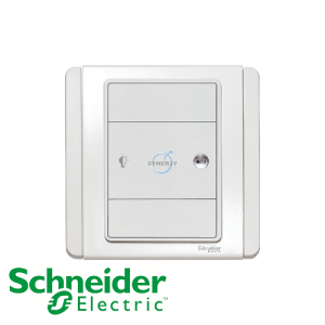 Schneider E3000 Dimmer Switch White