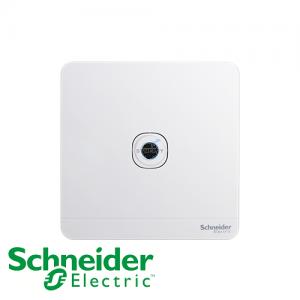 Schneider AvatarOn Connection Unit White