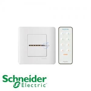 Schneider ZENcelo IR Remote Control Universal Dimmer White