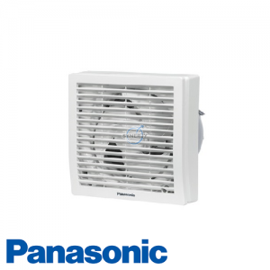 Panasonic Window Mount Ventilating Fan (Electric Shutter Type)