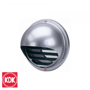 KDK Pipe Hood for Thermo Ventilator (With Net) (MGX100K)