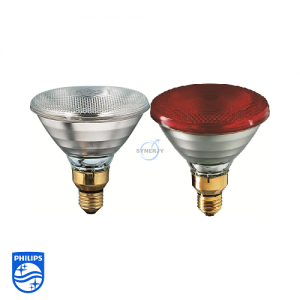 Philips PAR38 Infrared Reflector Lamps