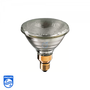 Philips PAR38 Pressed Glass Reflector Lamps