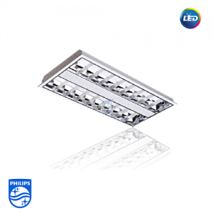 Philips TBS 469 T8 LED Recessed Mounted Luminaires