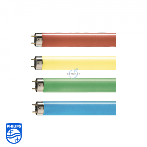 Philips T8 Coloured Special Fluorescent Tubes