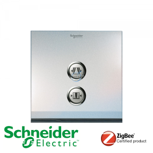 Schneider ULTI EZinstall3 1 Gang Curtain Switch