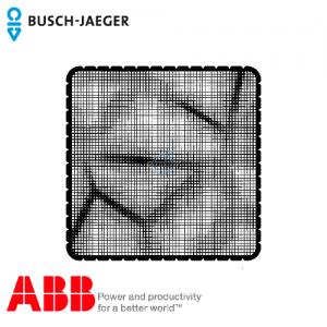 Busch-iceLight® 裝飾面 (圖案 23)