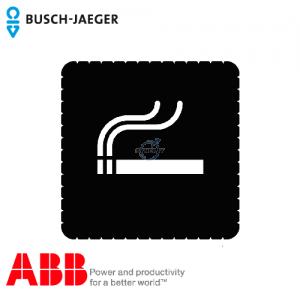Busch-iceLight® 標誌牌 (Smokers' room)