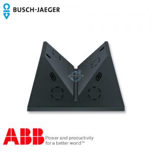 Busch-Watchdog 天花板 / 牆角 接頭 (黑色)