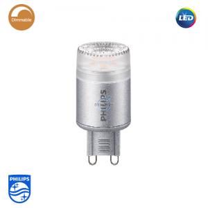 飛利浦 CorePro LED G9 可調光 花生米膽
