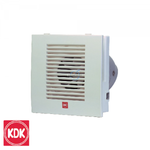 KDK Window Mount Ventilating Fan (High Pressure Type)