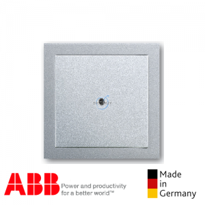 ABB future® linear Connection Unit Aluminium Silver