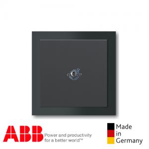 ABB future® linear Connection Unit Matt Black