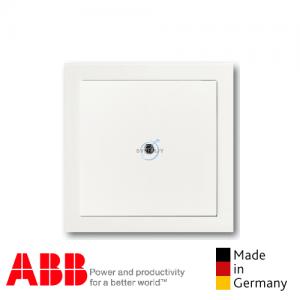 ABB future® linear Connection Unit Matt White