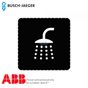 Busch-iceLight® Pictogram (Bathroom/shower)