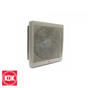 KDK Wall Mount Ventilating Fan (Louver Type)