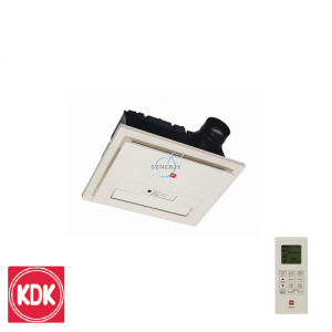 KDK Deluxe Type Ceiling Mount Thermo Ventilator (40BEBH)