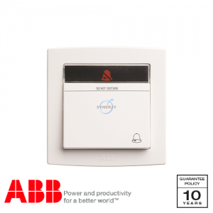 ABB Concept bs Bell Switch with Illuminated