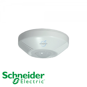 Schneider ARGUS 360° Surface/Flush Mount Single-Load PIR and Ultrasonic Motion Sensor