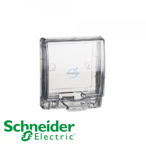 Schneider Kavacha IP55 Weatherproof Cover Transparent