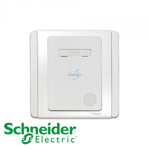 Schneider E3000 Fused Connection Unit White
