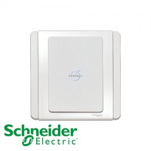 Schneider E3000 Blank Plates White