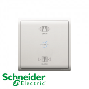 Schneider PIENO Curtain Switch White