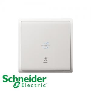 Schneider PIENO Time Delay Switch White