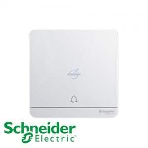 Schneider AvatarOn Bell Press Switch White