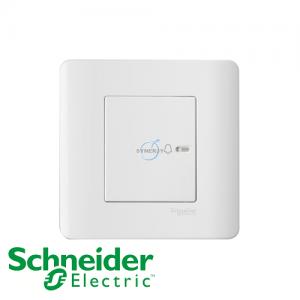 Schneider ZENcelo Bell Switch White