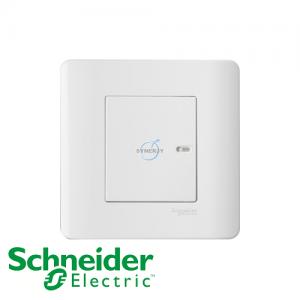 Schneider ZENcelo Momentary Switches White