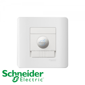 Schneider ZENcelo Energy Saving Occupancy Switch White