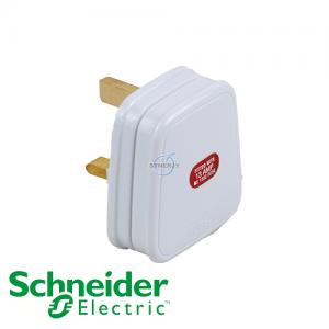 Schneider Powex 13A Fused Plug