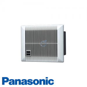 Panasonic Bathroom Ventilating Fan With Duct Pipe