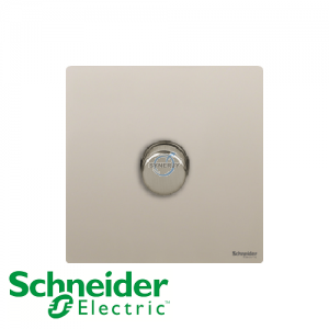 Schneider Ultimate 1 Gang Dimmer Pearl Nickel