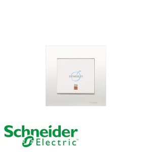 Schneider Vivace Double Pole Switch
