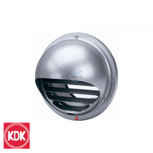 KDK Pipe Hood for Thermo Ventilator (MCX100K)