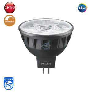 Philips Expert Color MR16 Dimmable Reflector Lamps