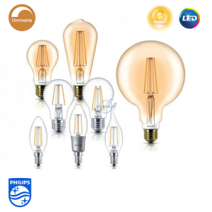 Philips Classic LED Dimmable Builb