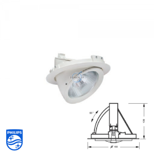 Philips MBN 100 Downlight