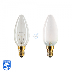 Philips Candle Incandescent Bulb